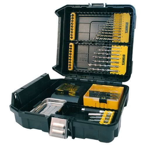 Dewalt Dt9281 Review Mini Mac Masonry And Metal Drilling Kit 63 Pieces Dewalt Power Tools Plumbing Tools Dewalt Tools