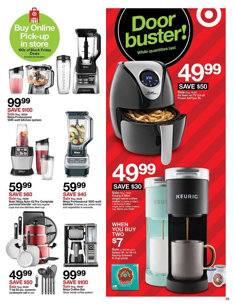 Weekly Ad Page 45 Of 48 Click To View Listing Item Black Friday Target Black Friday Black Friday Ads