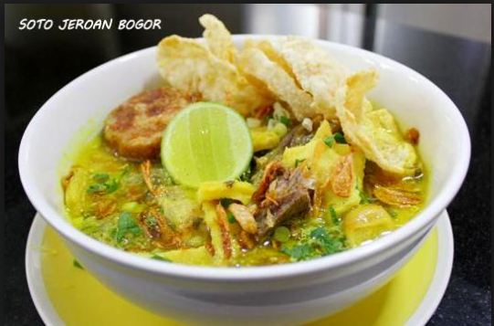 Resep Soto Jeroan Kuning Bogor Asli Enak Resep Masakan Indonesia Resep Masakan Indonesia Resep Resep Daging