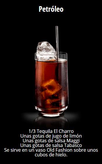 mezclas de alcohol faciles
