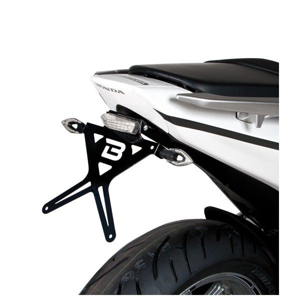 PUIG Fender Eliminator Kit Black 6089N