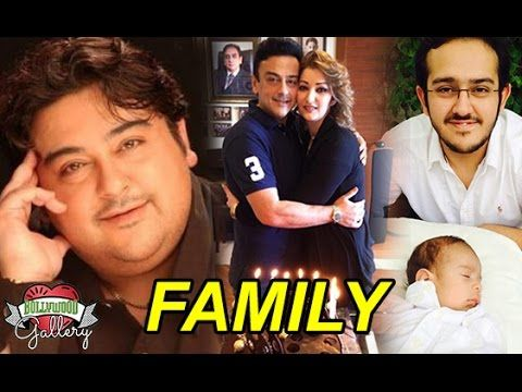 Adnan Sami Family With Father Mother Wife And Son Photos
