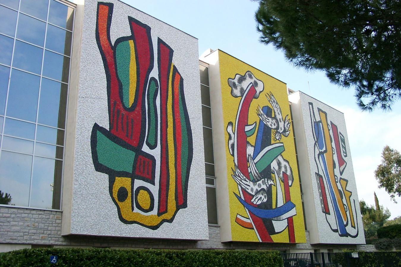 Musée Fernand Leger (avec images)   Fernand leger, Musée ...