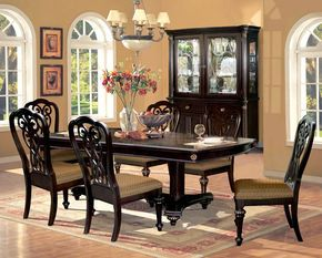 The Victorian Furniture Designs Used To Create The Look Of The Dining Room  Styles We Are