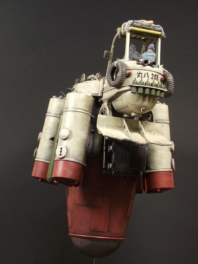 20150418233004b67.jpg | Kit Bashing / Models | Pinterest | Dioramas ...