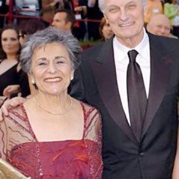 Alan Alda Arlene Weiss 53 Yrs Twos Hollywood Couples
