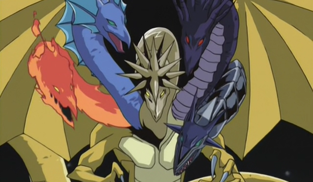 Yu-Gi-Oh! Duel Monsters 113 – ¡Derrótalo! Five God Dragon