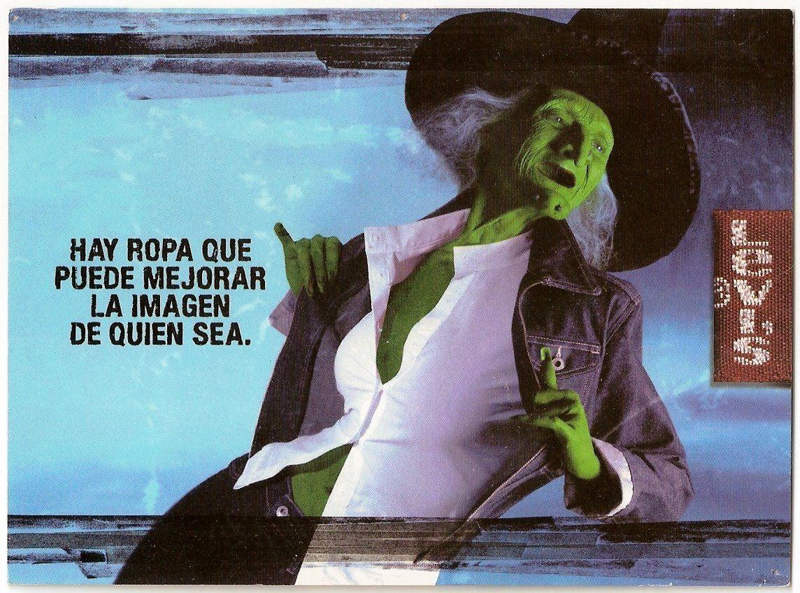 LEVIS halloween   Halloween Ads   Pinterest   Póster, Como soy y ...