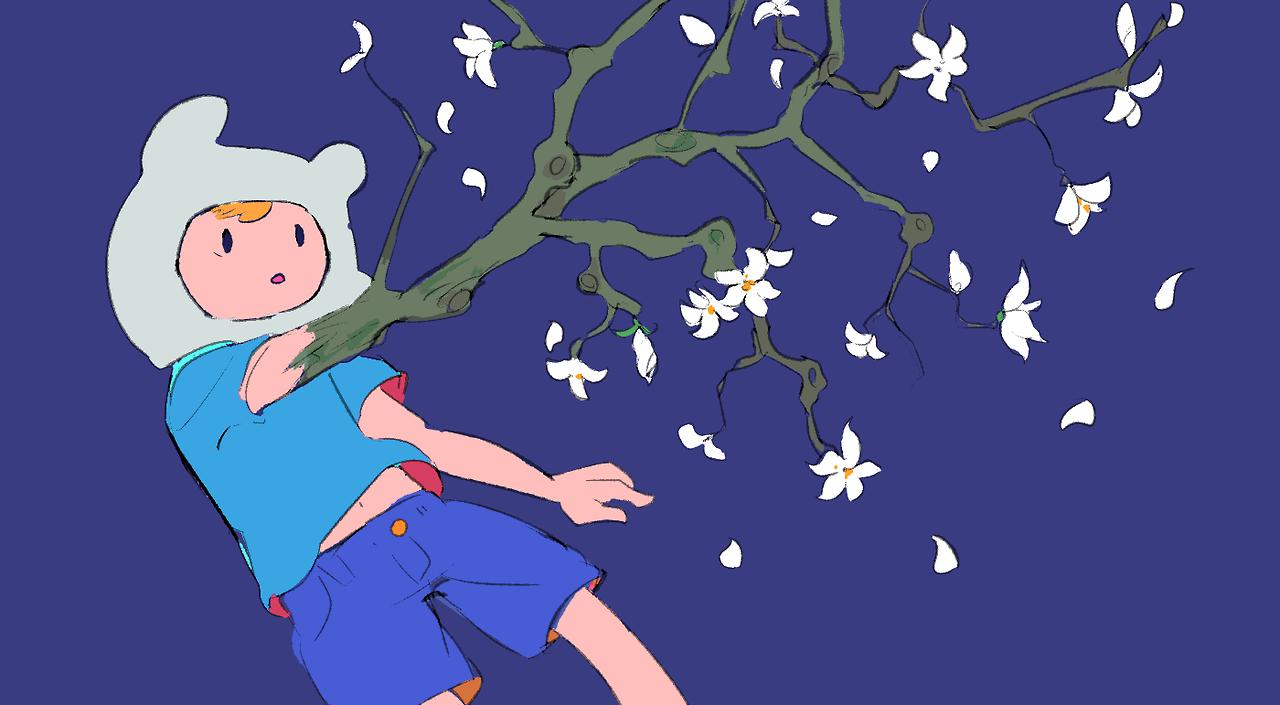 Finn Breezy 6x06 Por Soumenhiyamugi Fanart Art Illustration Adventure Time Anime Adventure Time Art Cartoon Artwork