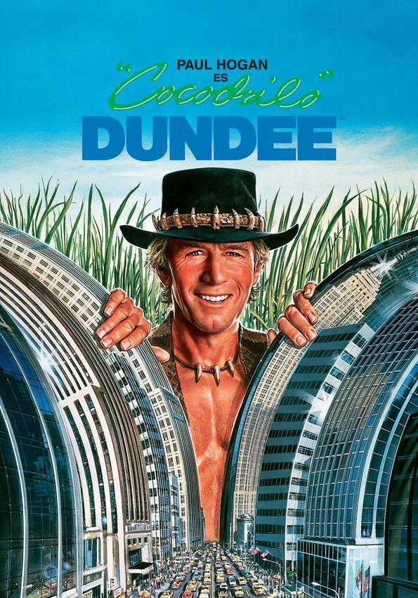 La Divertida Y Simpática Interpretación De Paul Hogan Convirtió A Cocodrilo Dundee En El Gran éxito De Taquilla De Cocodrilo Dundee Peliculas Divertidas Dundee