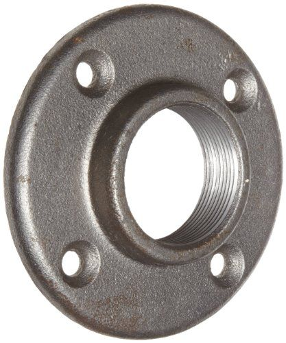 Anvil malleable iron pipe fitting class floor flange
