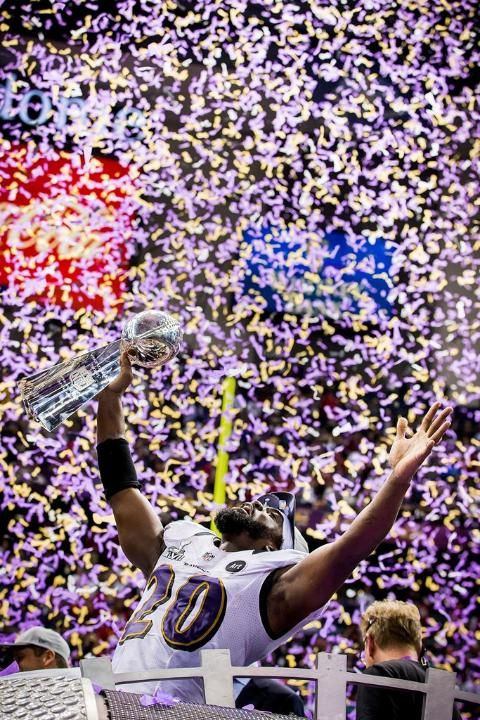 Throwback Thursday: Super Bowl Win In New Orleans