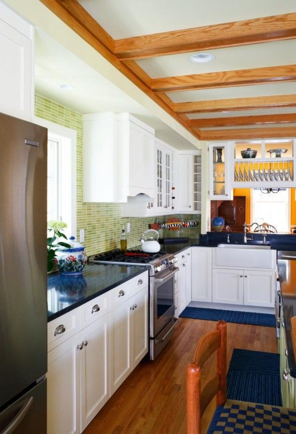21+ Best Kitchen Cabinet Ideas for A Modern Classic Look Colorful