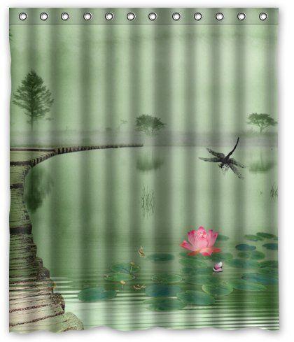 Standard Store Custom Dragonfly Shower Curtain 60 X 72 Shower