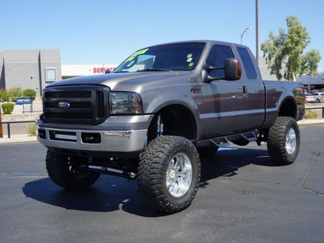 Diesel Used 2006 Ford F 250 Super Duty For Sale Phoenix Az