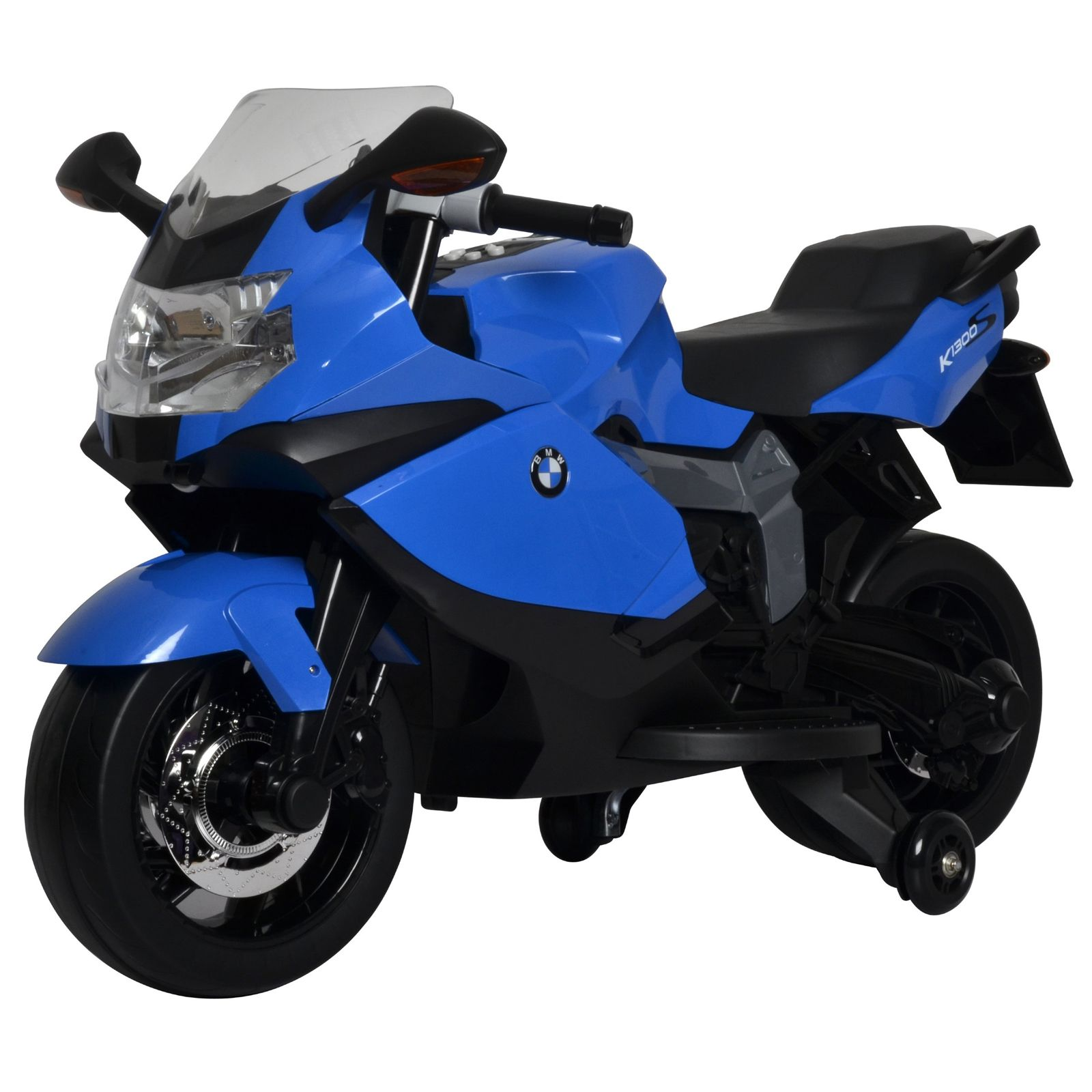 Licensed Bmw Motorcycle 12v Kids Battery Powered Ride On Car Blue Blue Motorcycle Bmw Motorcycle Kids Ride On Toys