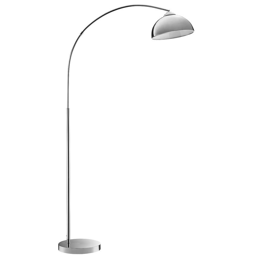 the catalina arc floor lamp offers a stylethe light source