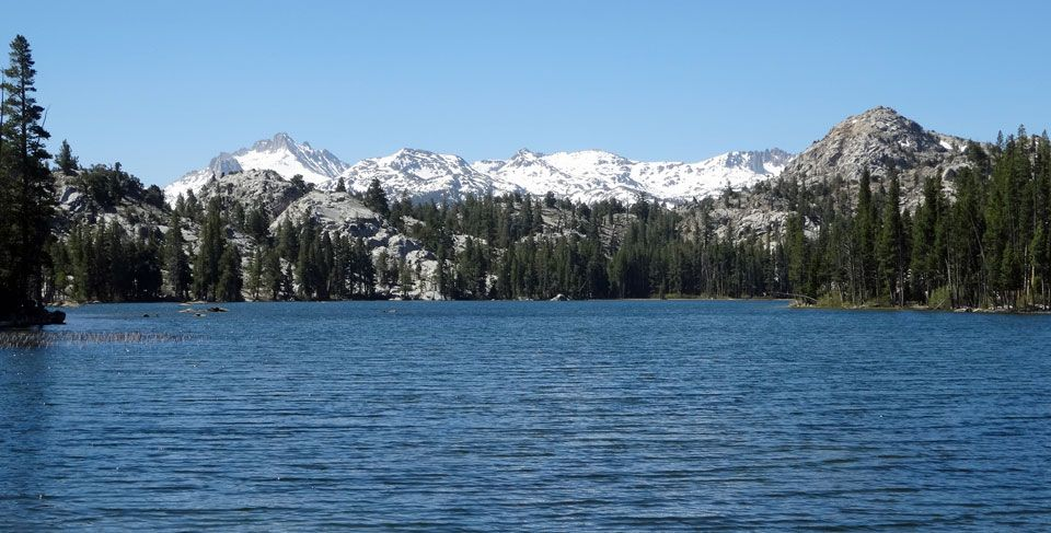 Photo of Fremont Lake, Mono County, CA