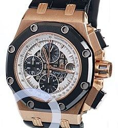 Audemars Piguet Royal Oak Offshore Rubens Barrichello II Chronograph 26078RO.OO.D001VS.01