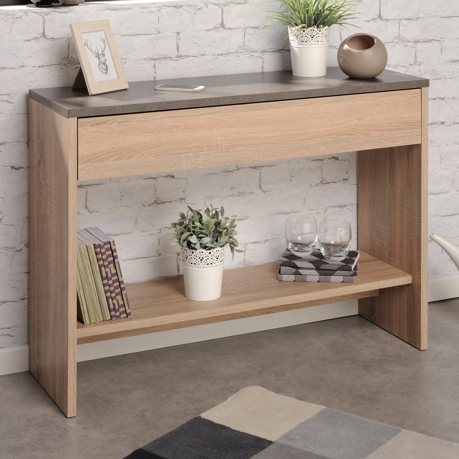 Parisot Fumay Console Table Console Table Living Room Accents