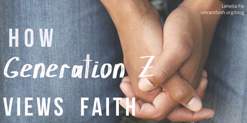 Here Comes Generation Z Generation z, Generation, Faith