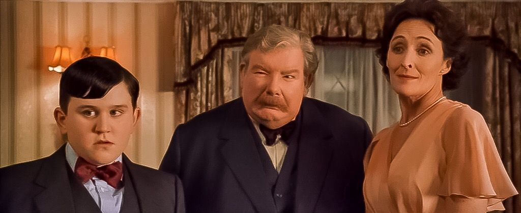 Harry Potter And The Chamber Of Secrets Dudley Vernon And Petunia Dursley Right You Are Petunias Harry Potter Potter