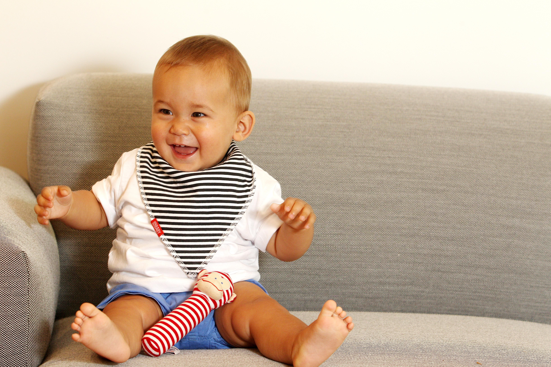 It S A Stripe Kinda Day Baby Bibs Baby Navy Stripes