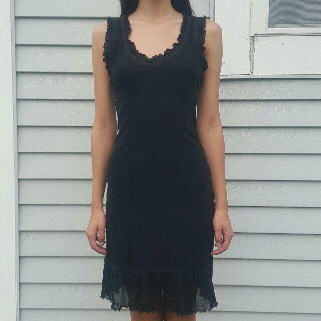 LIP SERVICE (?) mini dress