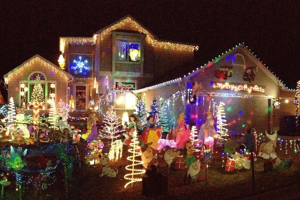 Best Private Lights Display Winners 2014 10Best