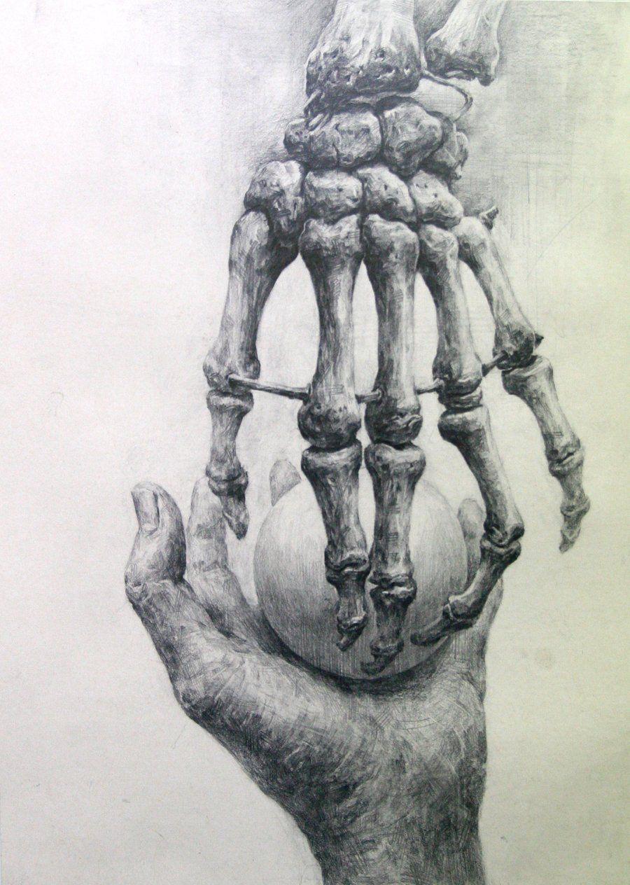my hand 3 by indiart3612.deviantart.com on @deviantART   GCSE Hands ...