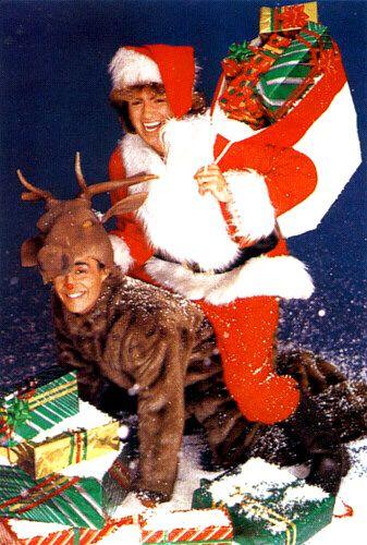 Wham Last Christmas.Wham S Last Christmas Photo Shoot Wham George Michael