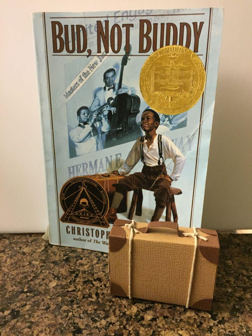 Bud Not Buddy Suitcase Craft Novel Studies Pinterest Bud