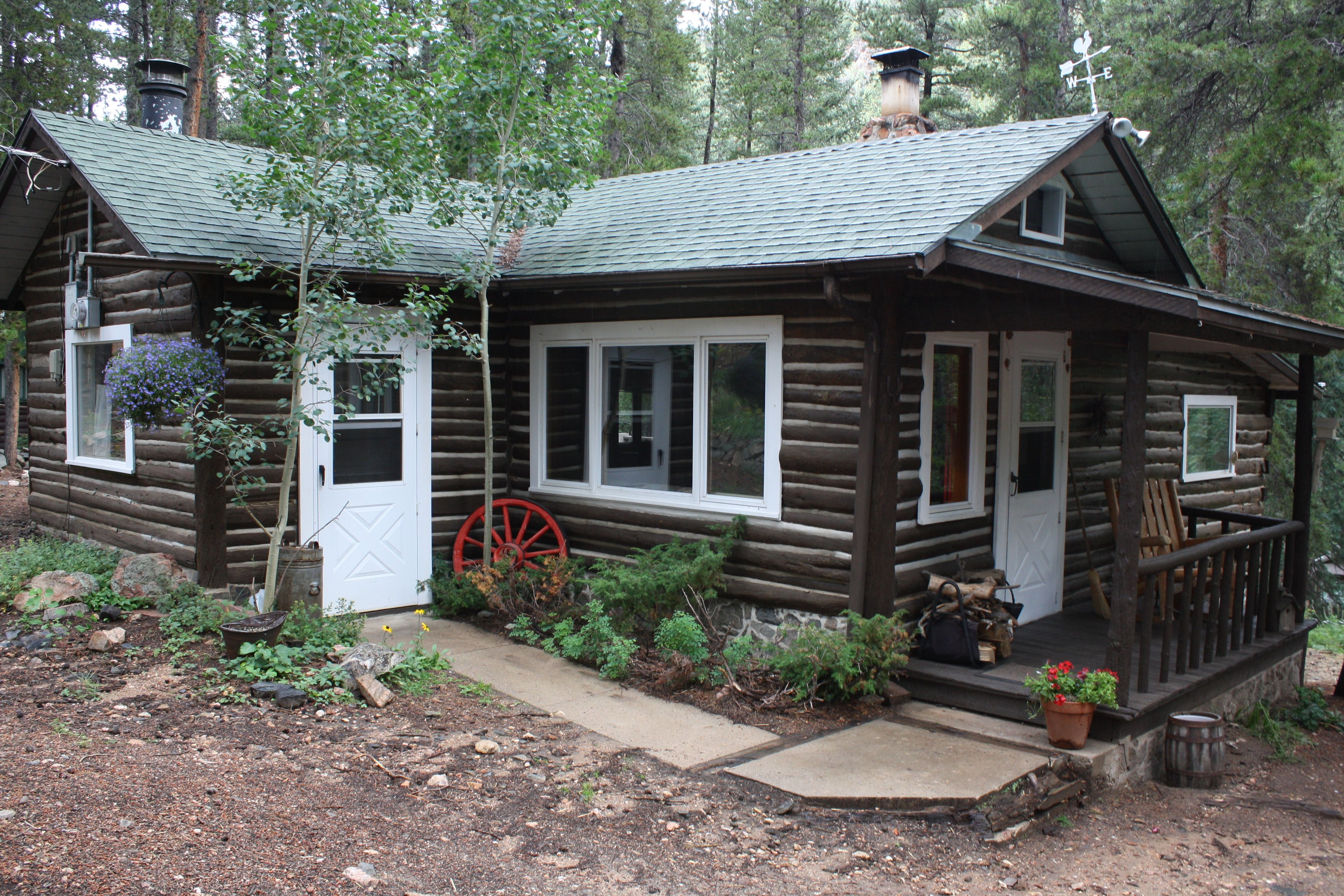 property colorado in management rental house vacation silverton rys rentals the cabins of sons mccormick