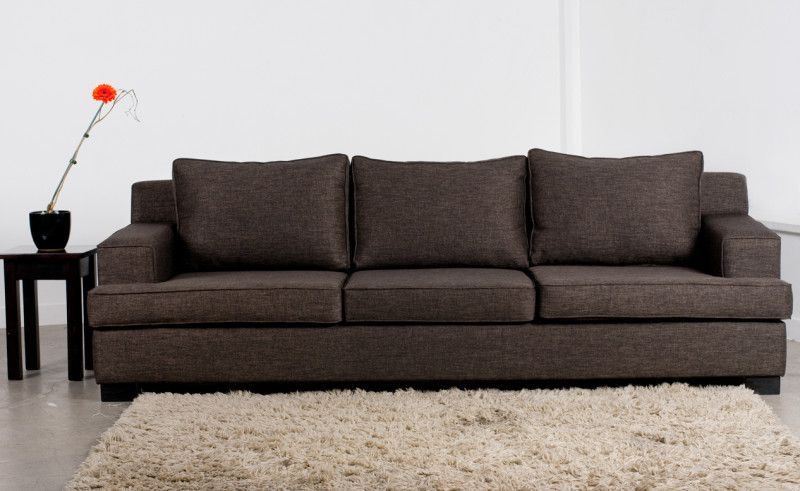 Tuscany 3 5 Seater Sofa With Boxed Cushions Kiwi Bed Company Would Love This In White Linen 5 Seater Sofa Sofa Lounge Sofa
