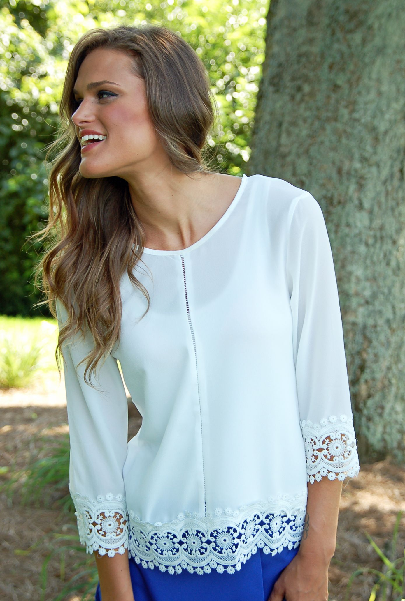 Arsenic & Old Lace Blouse from Paperback Boutique