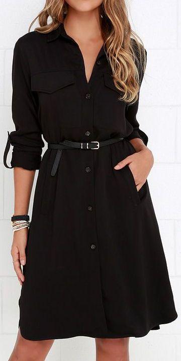 Dear Stitch Fix Stylist, a classic, comfortable dress.