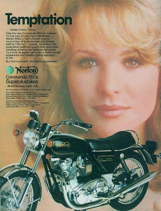 Norton Motorcycle Sparts Specialist - Norton Motorbikes