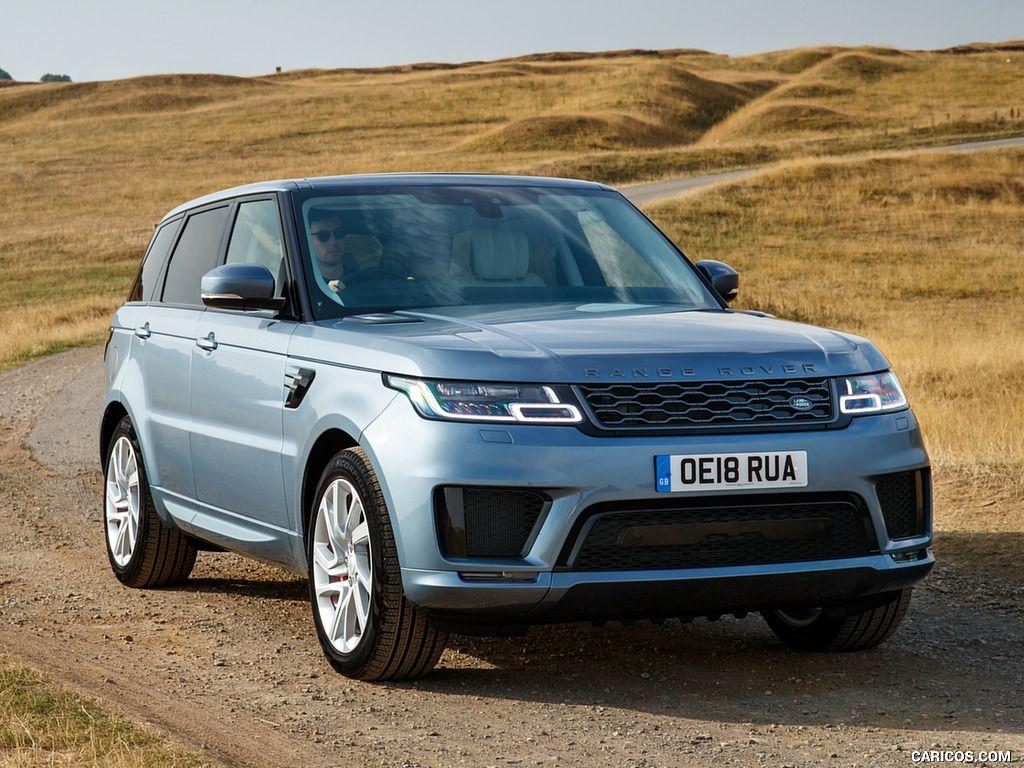 2019 Range Rover Sport Plugin Hybrid Carros