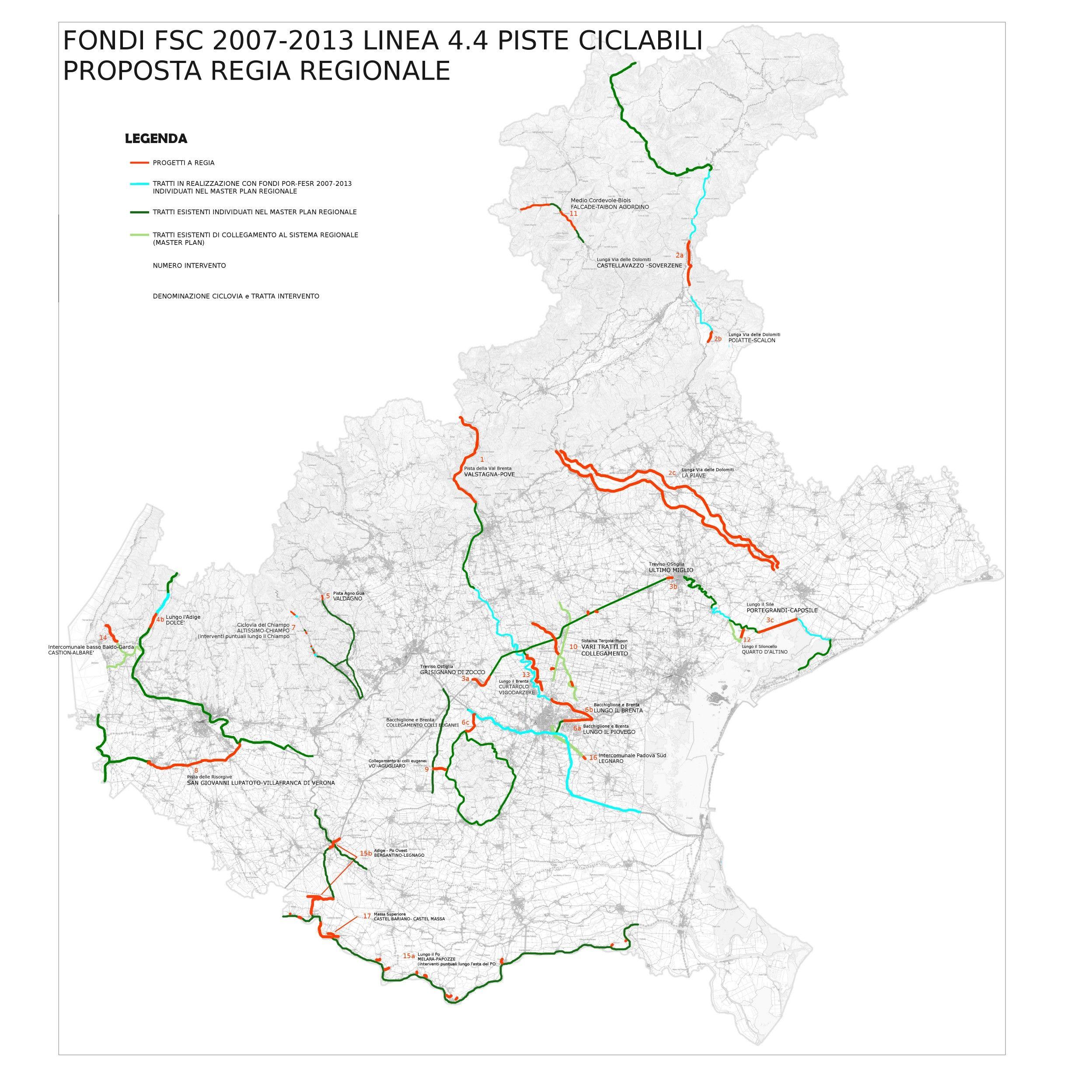 Veneto Sempre Piu Ciclabile 27 Milioni Per 308 Km Di