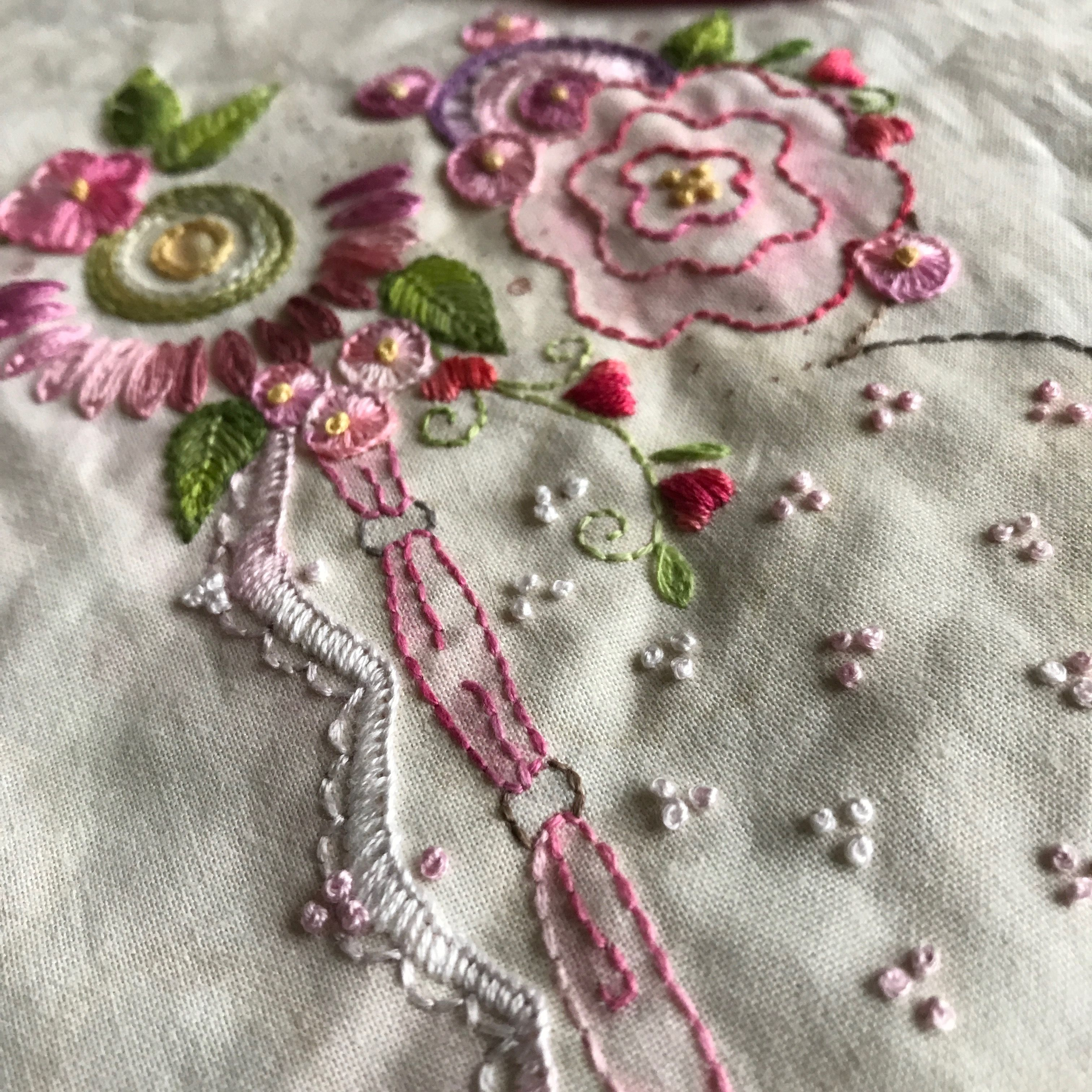 Crabapple hill studio meg hawkey embroidery passion