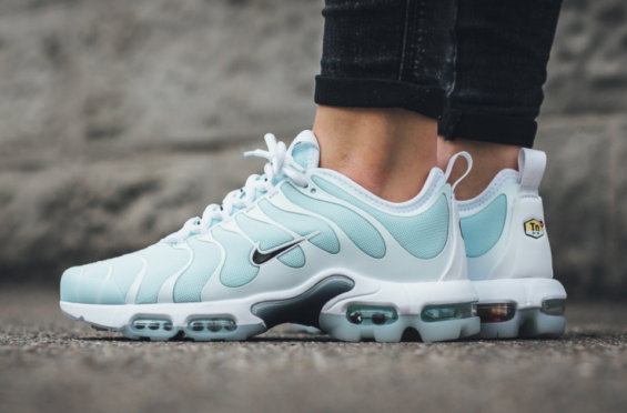 best sneakers 94ffe 63925 Glacier Blue Highlights The Next Nike Air Max Plus TN Ultra