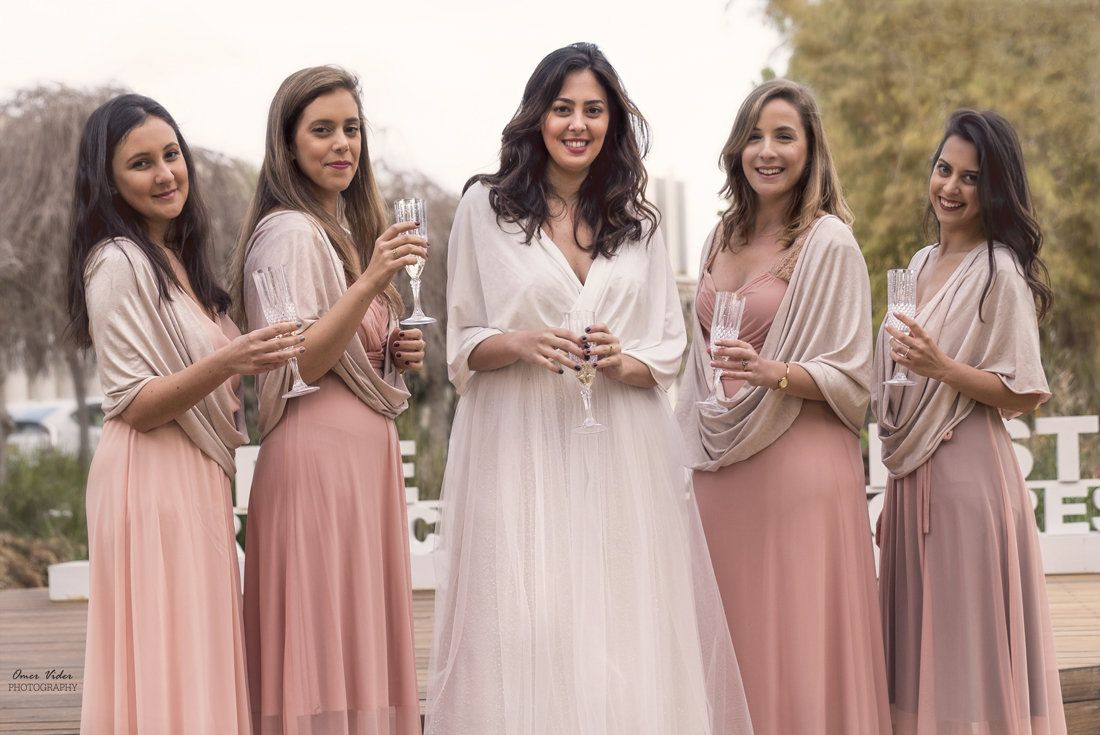 Bridesmaids Shawls Wedding Set Of 5 Wedding Cover Ups Etsy Autumn Wedding Dress Bridesmaid Bridesmaid Shawl Blush Bridesmaid Dresses