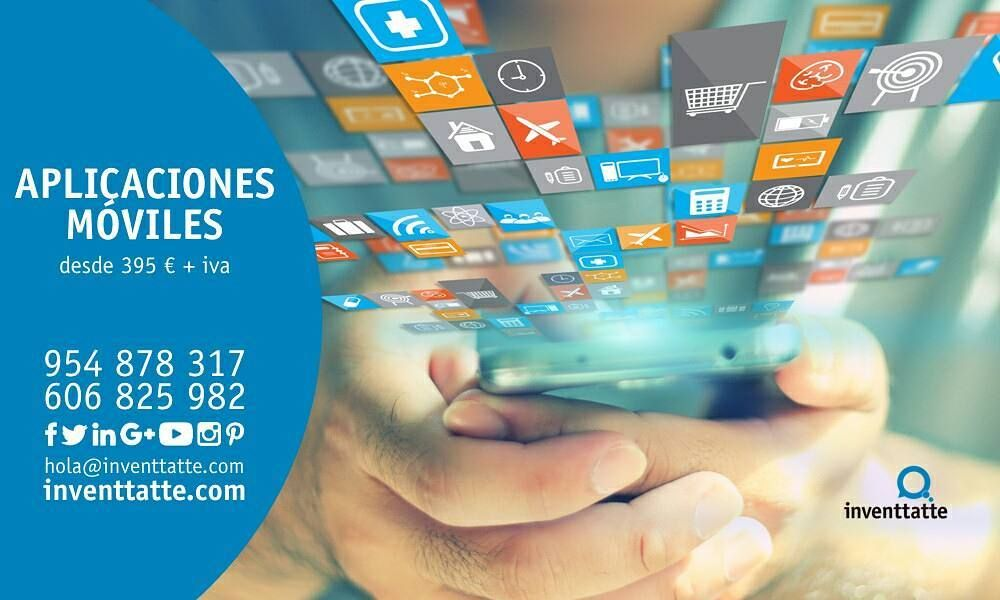 Necesitas una app para tu negocio? #app #aplicacionmovil #aplicacionesmoviles #marketing #marketingdigital #marketingonline #visibilidad #notificaciones #marketingsevilla #apps