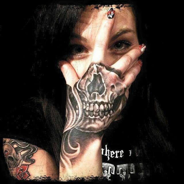 Pin By Katie Leigh On Michael Skull Hand Tattoo Hand Tattoos Skull Hand