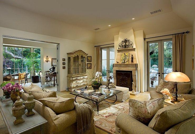 Belle maison rustique à Montecito – Californie | interieurs shabby ...