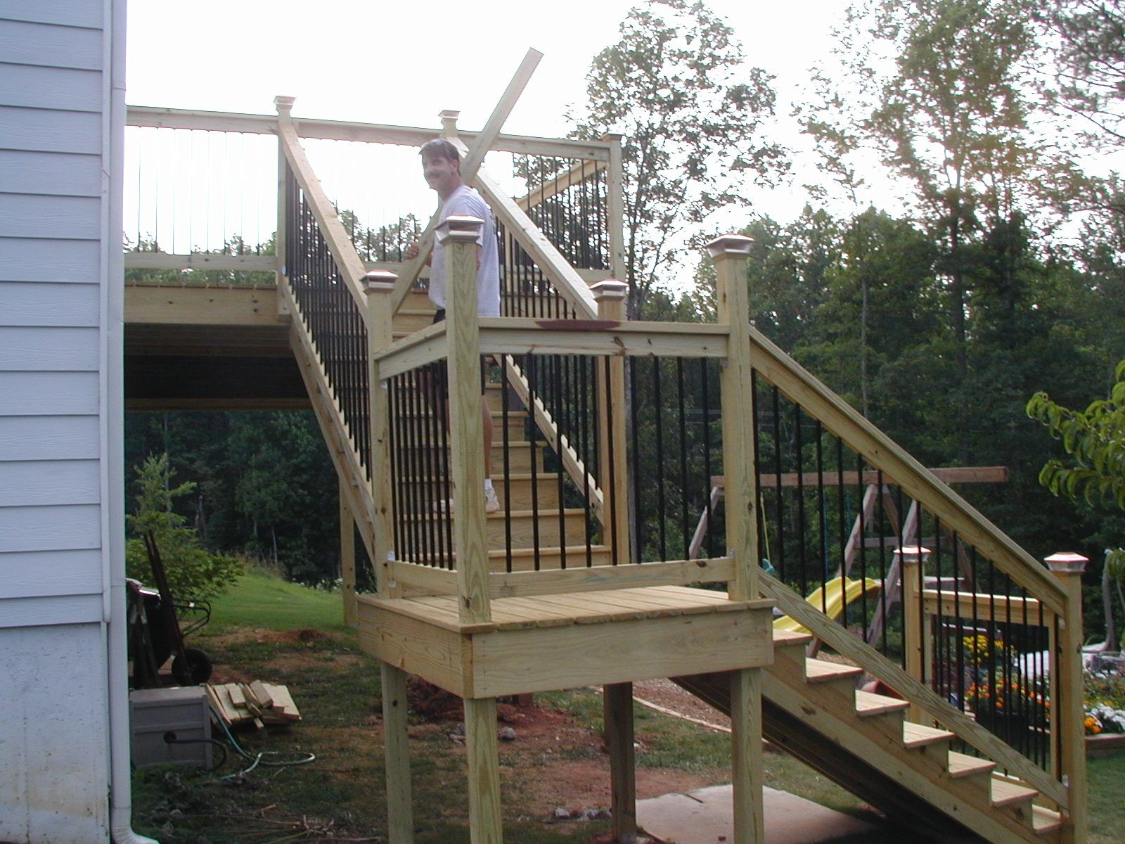 Stairway Design Outdoor Deck   Google Search