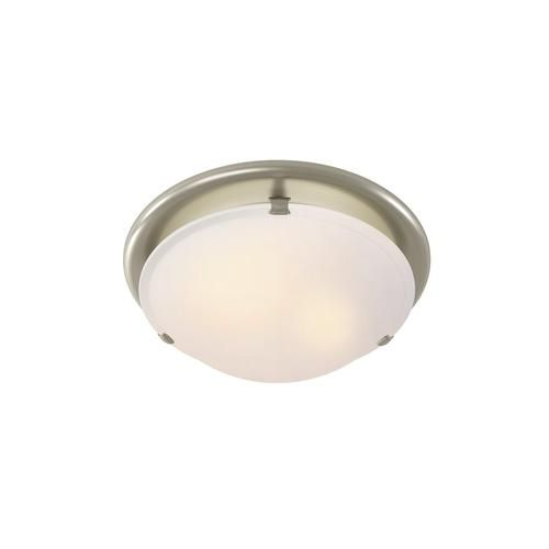 Broan R 761bn Decorative 80 Cfm 2 5 Sones Brushed Nickel Finish With White Opal Glass Globe Ceiling Fan Light With Images Fan Light Bathroom Fan Ceiling Fan With Light