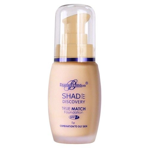 Shade Discovery True Match Foundation Redefines The Concept Of Matte Foundation Foundation Shades True Match Foundation Foundation