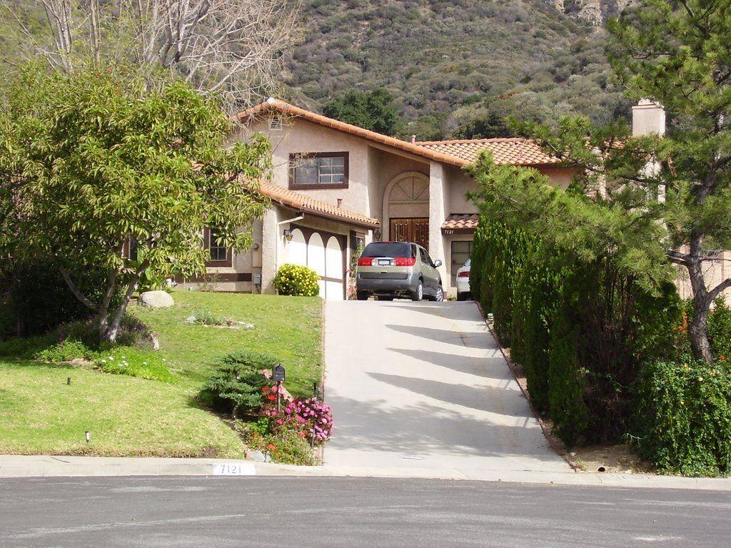 e t house 7121 lonzo st tujunga california 91042 usa home rh pinterest com