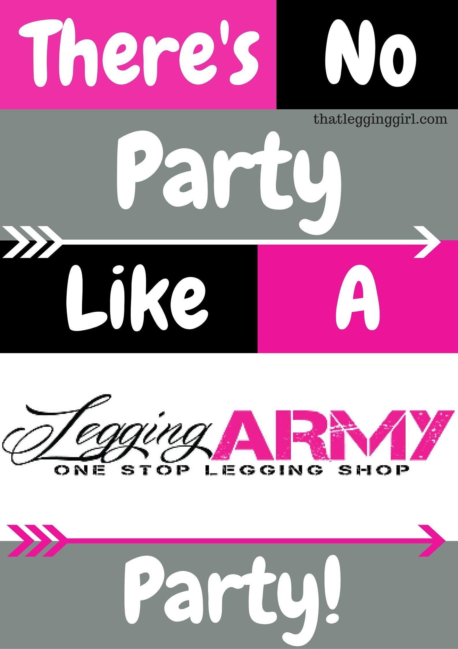 Legging army coupon code